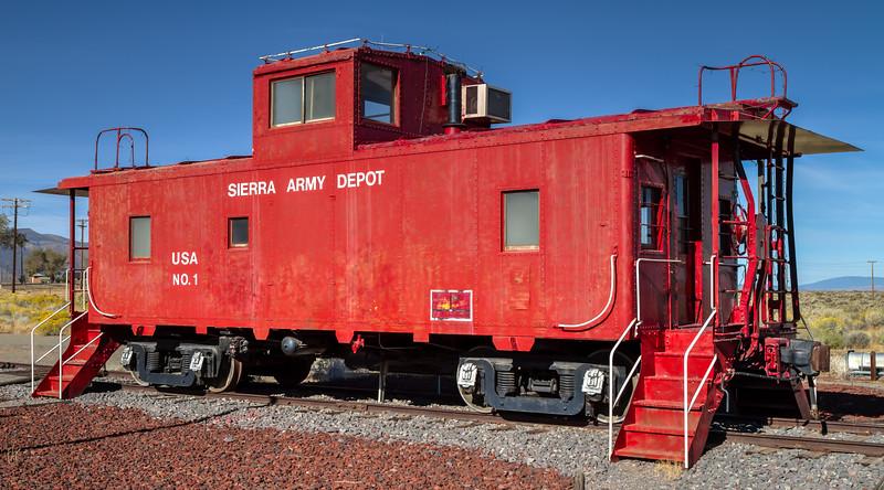 047 Sierra Army Depot, Herlong, California