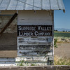 120 Surprise Valley Lumber Company, Cedarville, California