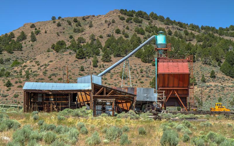 115 Surprise Valley Lumber Company, Cedarville, California