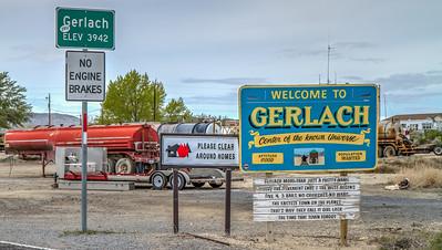 088 Gerlach, Nevada