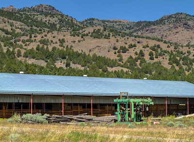 113 Surprise Valley Lumber Company, Cedarville, California
