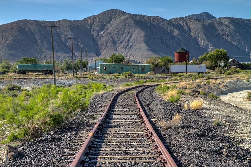 160 Gerlach, Nevada