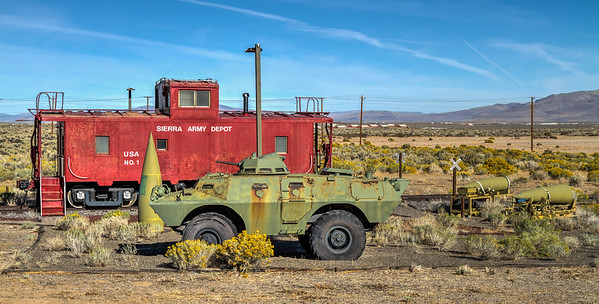 049 Sierra Army Depot, Herlong, California