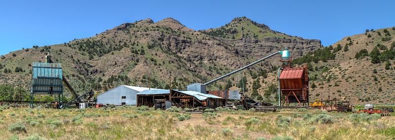 118 Surprise Valley Lumber Company, Cedarville, California