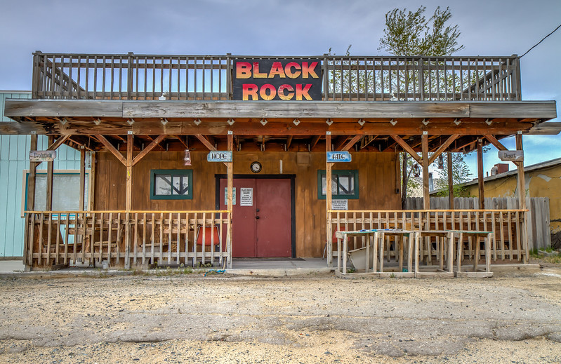 074 The private Black Rock Saloon, Gerlach, Nevada