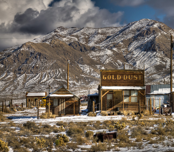 Gold Point, Nevada