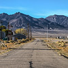 009 Base Camp is located 60 miles east of Tonopah in north central Nye County and was first established for the Project Faultless nuclear testing project. It is now a United States Air Force base used for collecting data for testing programs of the Tonopah Test Range and the Nellis North Range.