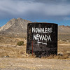 019 Nowhere Nevada in the Great Basin Desert