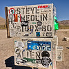 019 Area 51 Mail Box, Rachel, NV