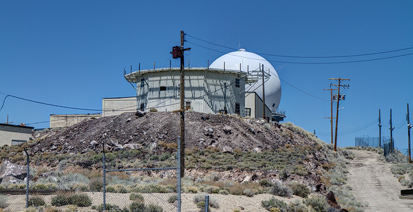 110 Air Force Station Z164, Tonopah