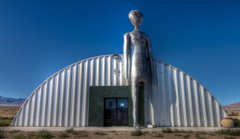 015 Alien Research Center, Crystal Springs, NV