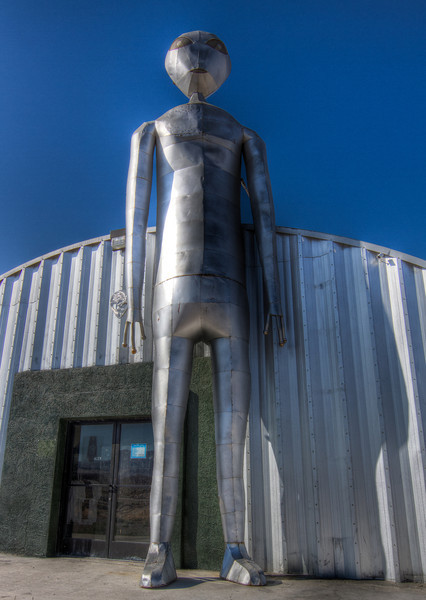 014 Alien Research Center, Crystal Springs, NV