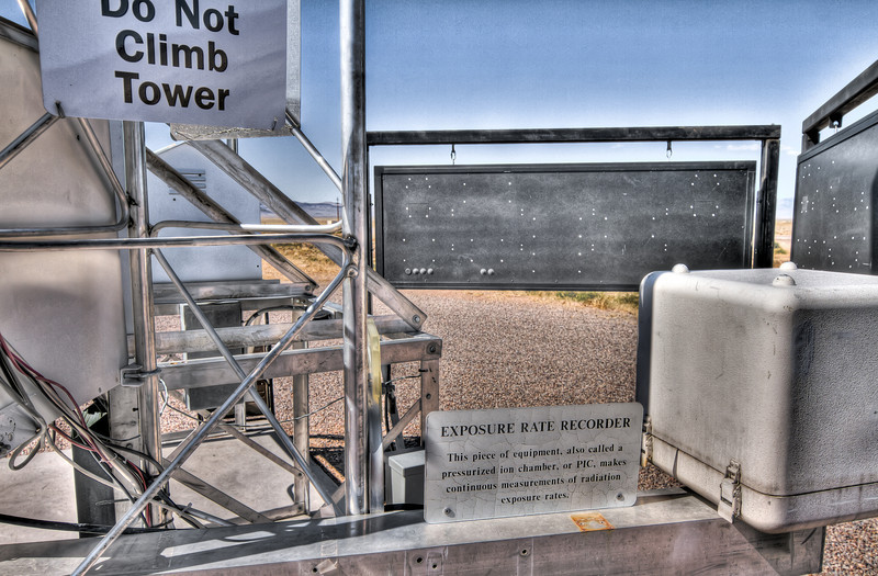 027 Department of Energy Radiation Monitoring Station, Rachel, NV - National Nuclear Security Administration