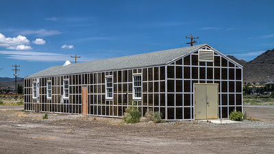 117 Wendover Army Airfield Celestial Navigation Building
