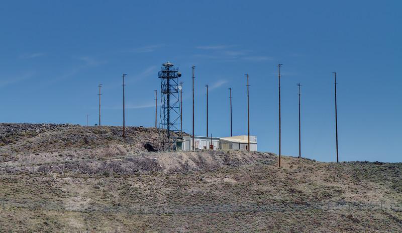 106 Air Force Station Z164, Tonopah