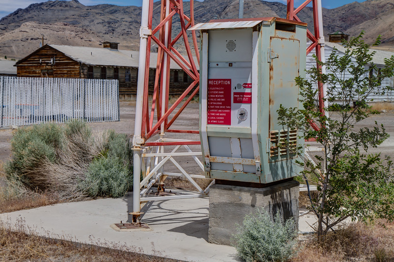 138 CLUI Residence Program Power/Exchange Project