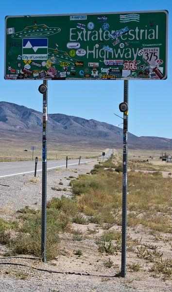 034 Extraterrestrial Highway, Rachel, NV