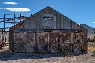 101 Goldfield, Nevada
