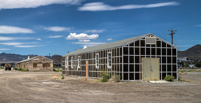 116 Wendover Army Airfield Celestial Navigation Building