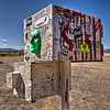 017 Area 51 Mail Box, Rachel, NV
