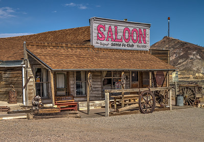 102 Goldfield, Nevada
