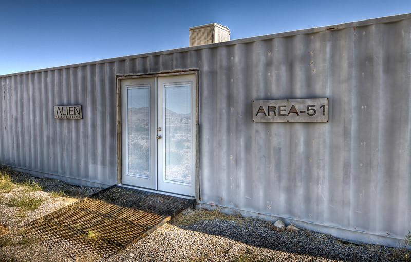 013 Alien Research Center, Crystal Springs, NV