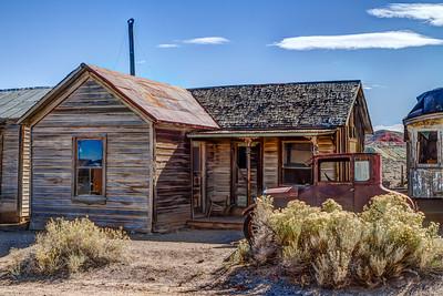 098 Goldfield, Nevada