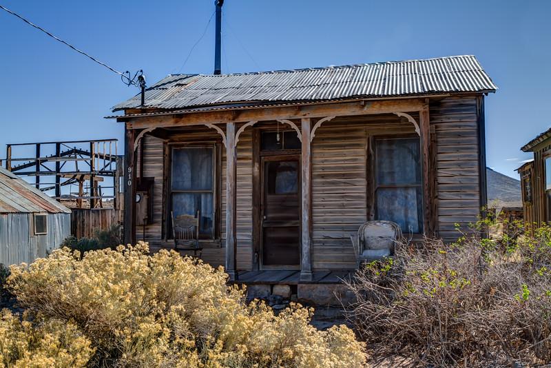 100 Goldfield, Nevada