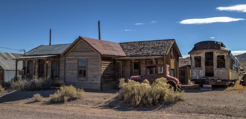 099 Goldfield, Nevada