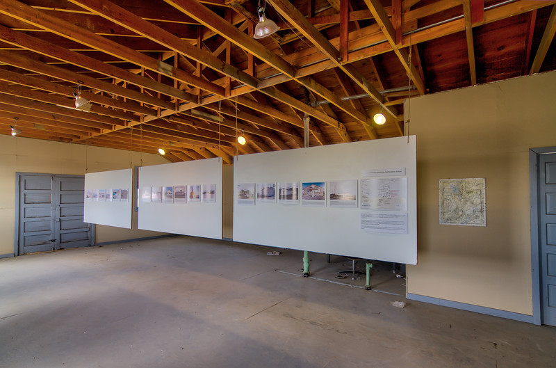 141 The Center for Land Use Interpretation Wendover Orientation Building