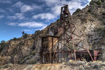 174 Tybo, Nevada