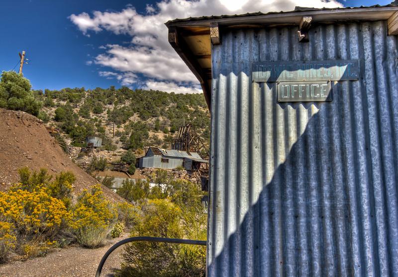 072 Bristol Silver Mines - Idamic Mines, Inc. Office