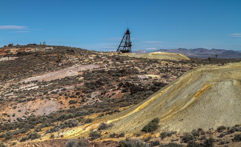 140 Goldfield, Nevada