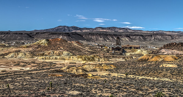 142 Goldfield, Nevada