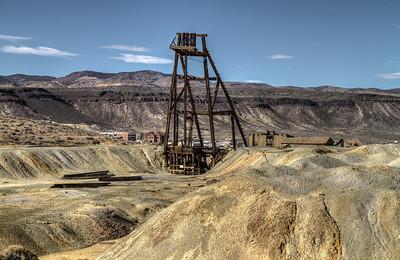 136 Goldfield, Nevada