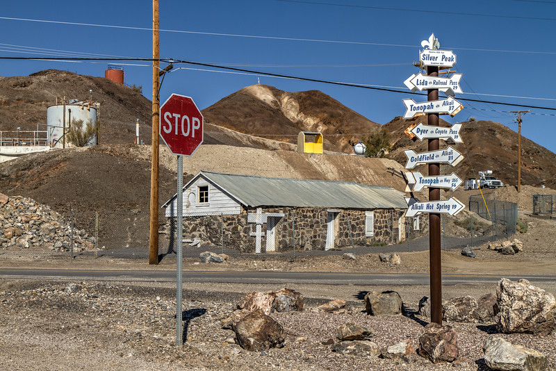 162 Silver Peak, Nevada