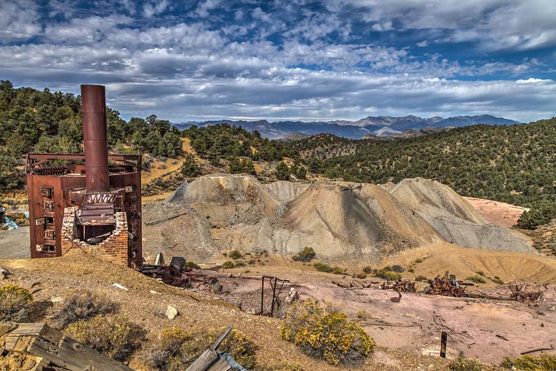 118 White Caps Mine, Manhattan, NV