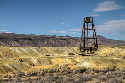 137 Goldfield, Nevada