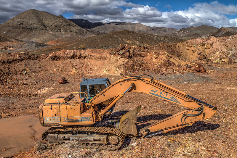 184 Leader Mining International Inc., Esmeralda County, Nevada