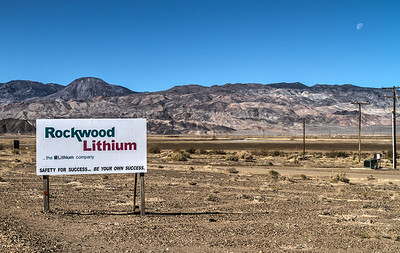 171 Rockwood Lithium, Silver Peak, Nevada