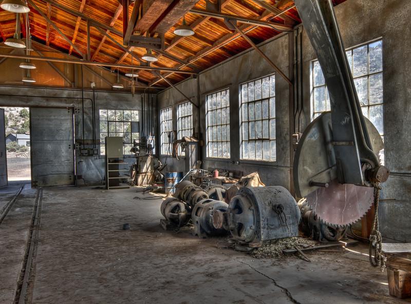 004 Caselton Mine