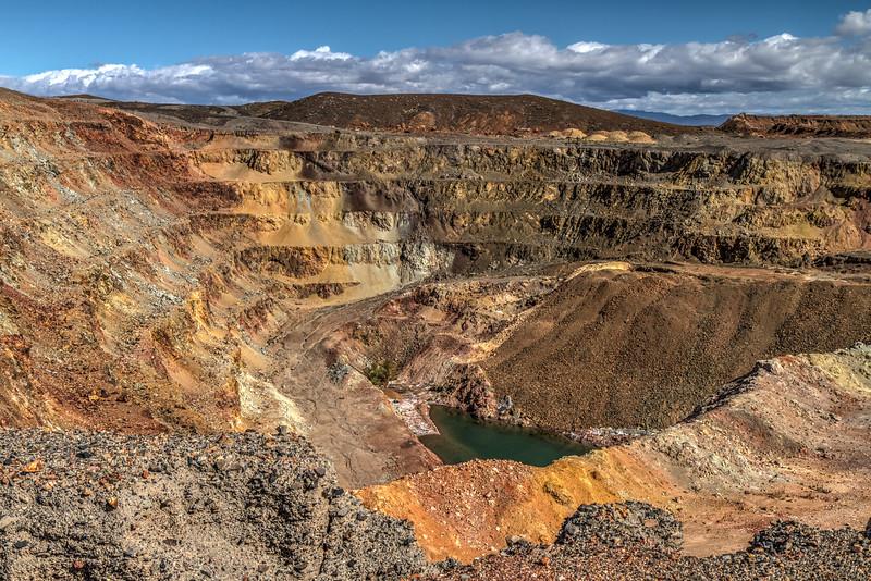 187 Leader Mining International Inc., Esmeralda County, Nevada