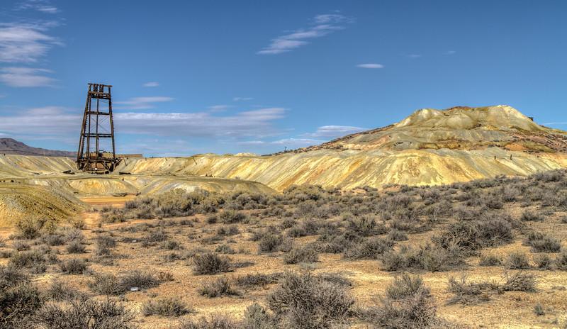 138 Goldfield, Nevada