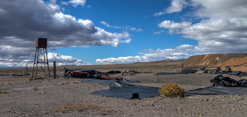 182 Leader Mining International Inc., Esmeralda County, Nevada