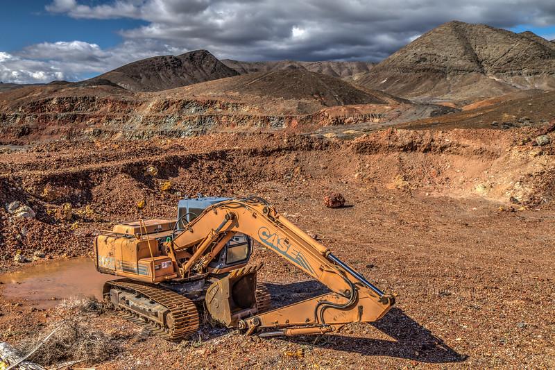 185 Leader Mining International Inc., Esmeralda County, Nevada