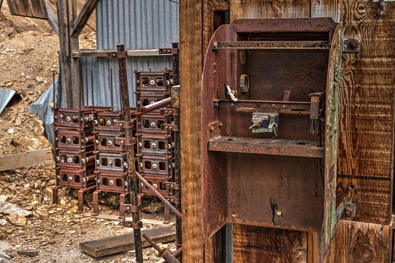 132 White Caps Mine, Manhattan, NV