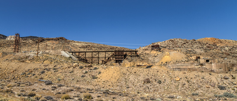 158 Nivloc Mine, Silver Peak, Nevada