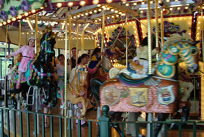 Merry-Go-Round in Salem.