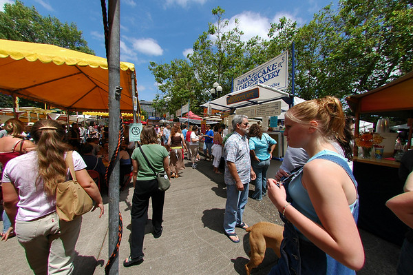Eugene's Saturday Market