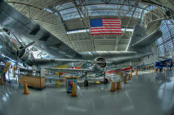Evergreen Air Museum